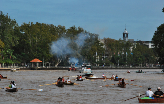 Regata de travesía Copa Raúl Cassina